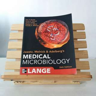 Jawetz Medical Microbiology (26th Edition)