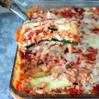 NO CARBS LASAGNA