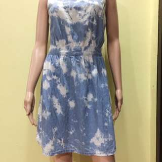 F21 Denim Dress