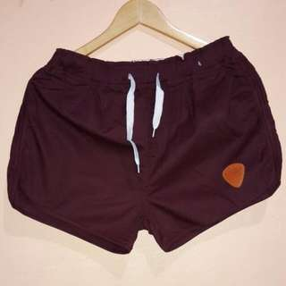 Plus Size Dolohin Shorts