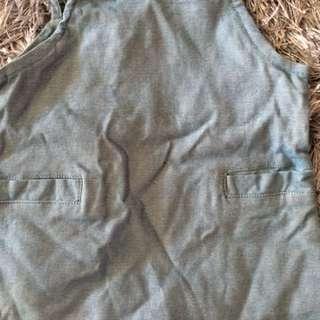 Cotton Jeans Dress