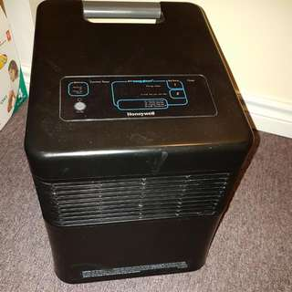 Used Honeywell Space Heater