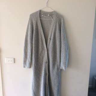 Country Road Cardigan With Mohair size Small