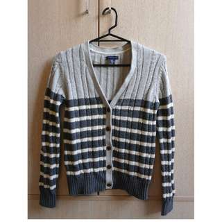 Tommy Hilfiger Cardigan (Size SMALL)