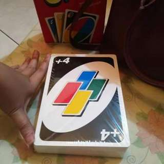 UNO Cards (Large size)