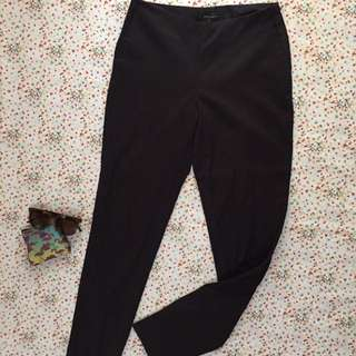 MANGO Suit Black trousers
