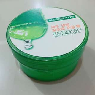 Jeju Fresh Alor Soothing Gel