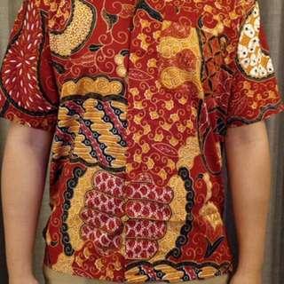 Kemeja Batik Pekalongan Pria