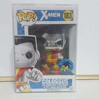 Colossus Comikaze Exclusive Funko Pop