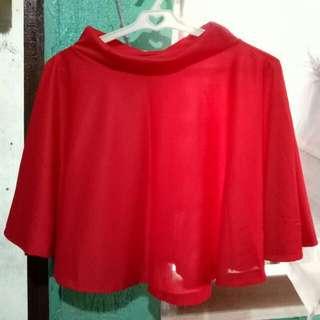 Red Skater Skirts