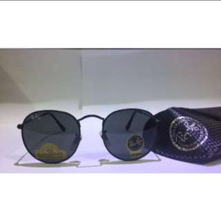 Authentic Rayban Roundmetal in Black Diamond G-15 Lens P5999 Imported from Qatar #3