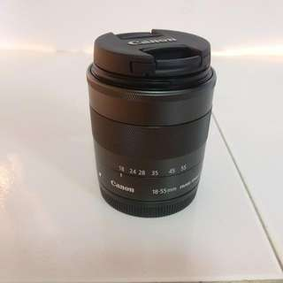 Canon EF-m 18-55mm (Brand New)