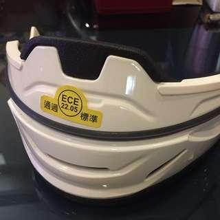 ZEUS型號611安全帽配件