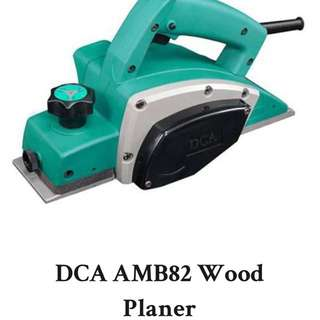 Electric Wood Planer DCA AMB82