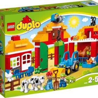 Lego 10525 Big Farm Duplo