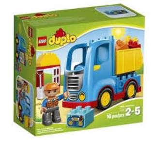 Lego 10529 Duplo Truck