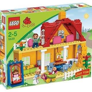 Lego Duplo 5639 Family House