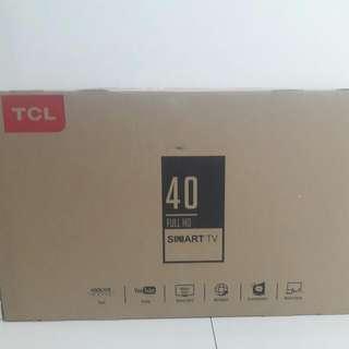 "Brand New T.C.L 40"" T.V"