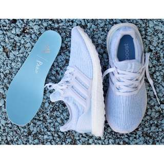 "Parley x adidas Ultra Boost 3.0 ""Ice Blue"" US9.5"