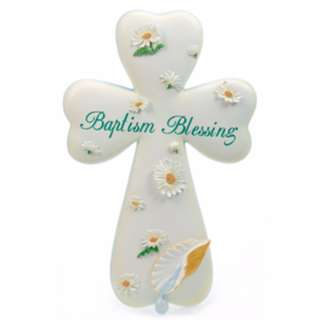 Baptism Hanging Cross (12500)