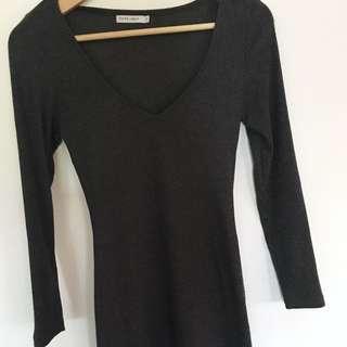 Pare Basics Knit Dress