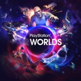 PlayStation VR Worlds PS4 PSVR