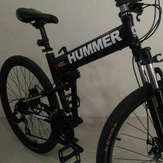 Negotiable Military Techno - Hummer BIKE