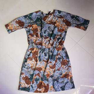 MNG Inspired Dress Suitable For M To L