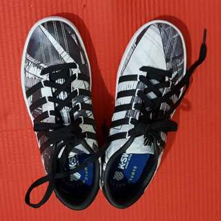 Swiss Brand Platform Shoes Size 7