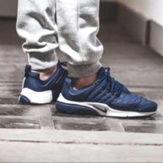 Nike Air Presto Woven Navy Blue
