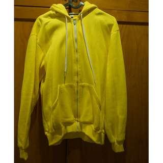 Hoodie Yellow Made in Bandung