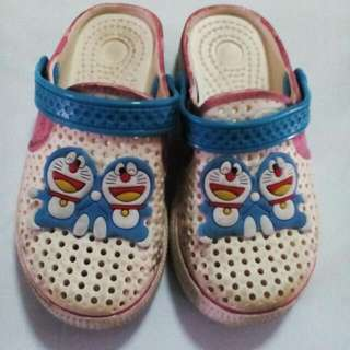 (Preloved Item) Doraemon Slipper