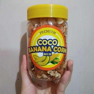 Premium Coco Mixed Nuts (120grams)