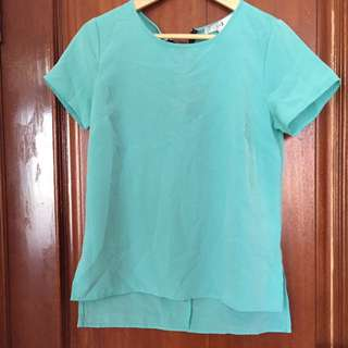 Forever 21 Green Top
