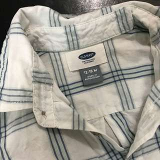 Old Navy Baby Boy Long Sleeves