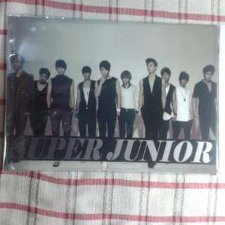 Super Junior Folder