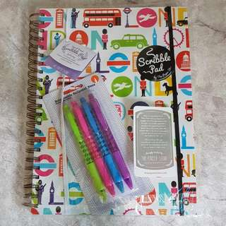THE PAPER STONE Scribble Pad