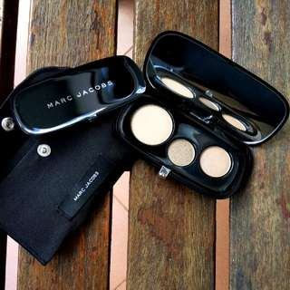 MARC JACOBS Style Eye-Con No.3 Plush Shadow Trio in 102 THE INGÉNUE / Make up SALE / DISKON