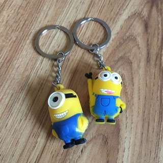 Despicable Me Key Chains