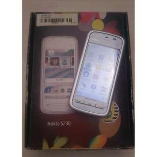 nokia 5230 觸控智慧型手機