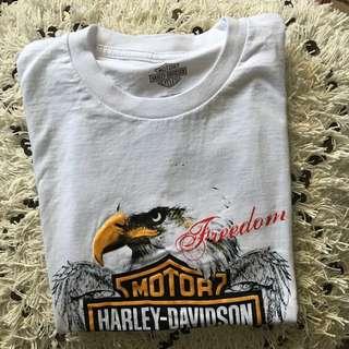 Harley Davidson Eagle Tee