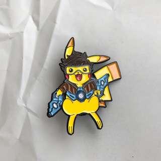 Pikachu Enamel Lapel Pin