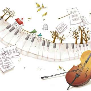 🎼🎹🎵音樂鋼琴啓蒙班 🐉🐣🐾🐕🐄🐾🐒🐍🐾🐖🐈🐾🍕🐀🐾🍟🐁朱朱🐬老師🍻任教
