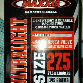 MAXXIS 27.5x1.90-2.35 ULTRALIGHT TUBES 超輕內呔
