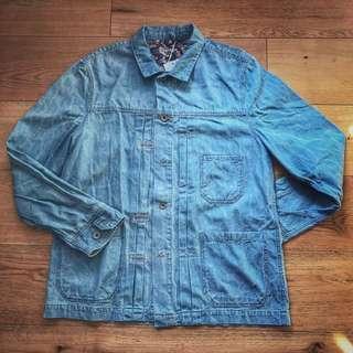 (全新)Paul Smith Denim Jacket ( RRL LVC )