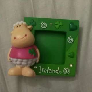 Tiny Ireland Picture Frame
