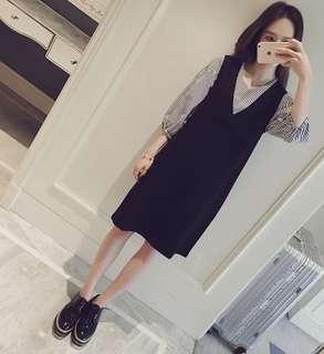 2 Layered Korean Dress