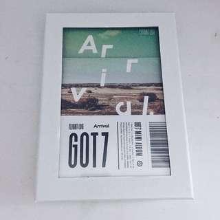 GOT7 Flight Log ARRIVAL Album
