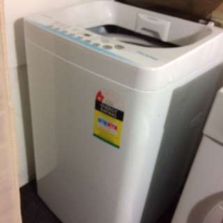 Aspira Washing Machine