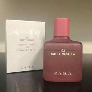 Zara Sweet Vanilla 02 EDT